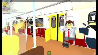 Roblox - France TTC l Ligne 4 Sheppard Young Line (fr) H5 (h5)