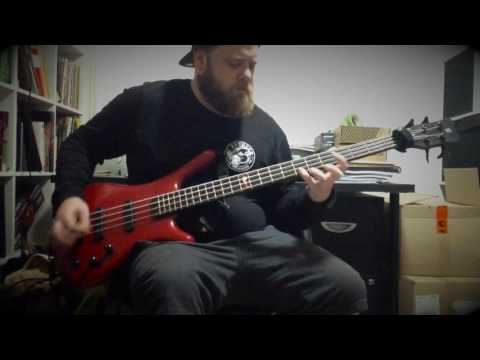 Rancid - Radio Bass Cover