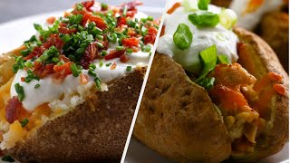 Loaded Potato Appetizers • Taṡty Recipes