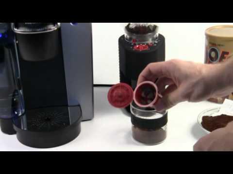 making keurig coffee from gourmet coffee beans