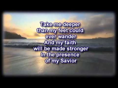 Oceans [ Where Feet May Fail ] - Hillsong United - Worship Video with lyrics