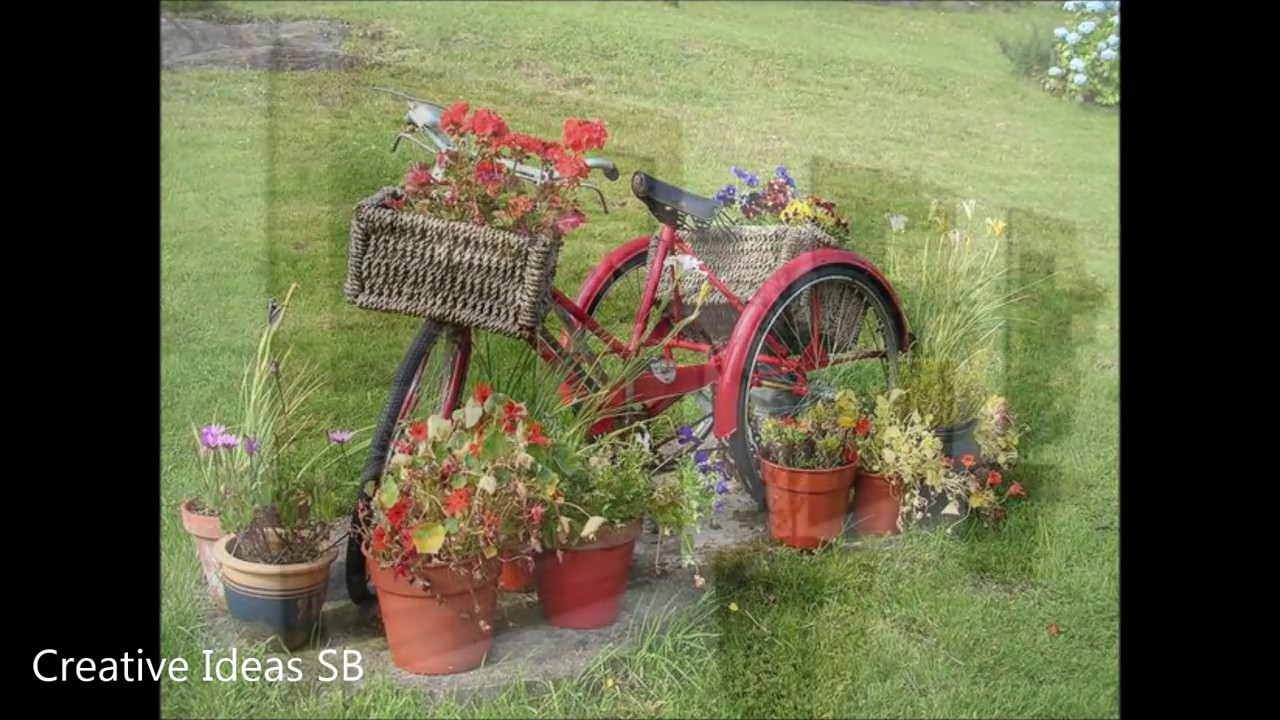 100 Garden and Flower Design Ideas 2017