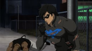Nightwing Meets Damian!