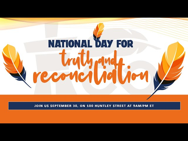 National Day for Truth & Reconciliation 2021