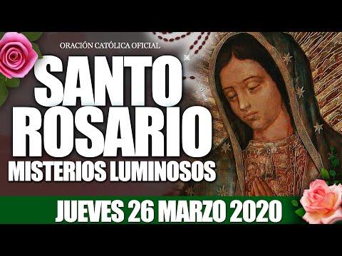 santo-rosario-de-hoy-jueves-26-de-marzo-de-2020 misterios-luminosos