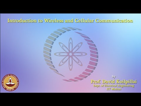 Lecture 01_Overview of Cellular Systems - Part 1