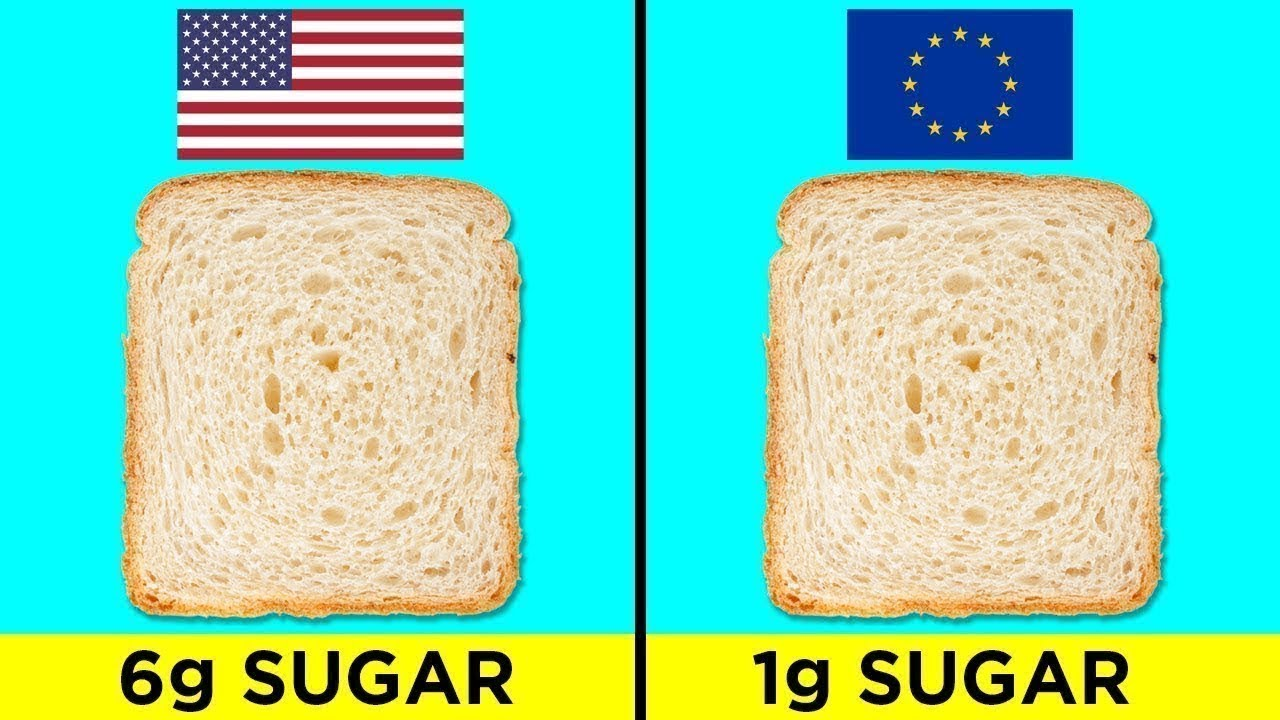 American Things Europeans Can't Understand