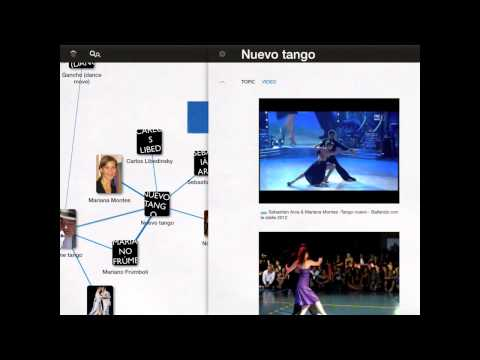 XD Demo: from Waltz to Tango music