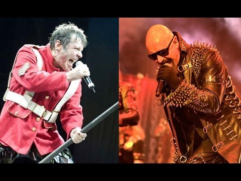 Legendary Duets in Metal