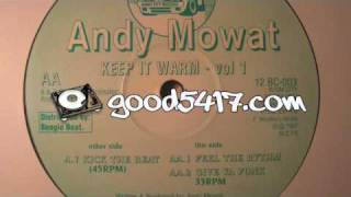 Andy Mowat - Kick The Beat [Keep It Warm Vol 1 - Boom City - BC 003]