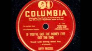 Lefty Frizzell – If You've Got The Money, I've Got The Time Video Thumbnail