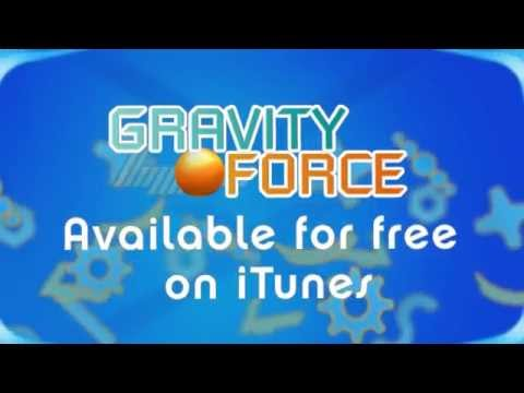 Gravity Force - the great new game from Siemens for your iPhone!