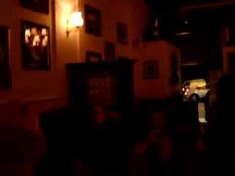 Wild Rover in Dubliner Pub