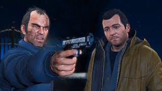 GTA 5 Mission - Bury The Hatchet