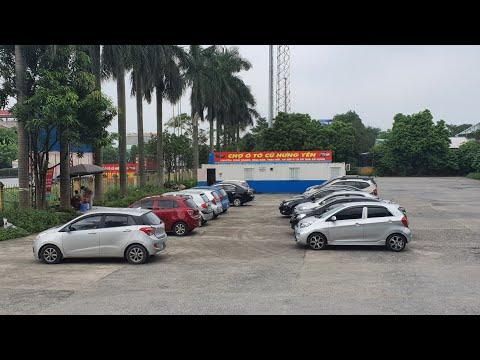 Ô tô cũ gia rẻ chỉ từ 150 triệu tại Chợ Ô tô cũ Hưng Yên / Rẻ bất ngờ / Chất lượng tốt / Uy tín