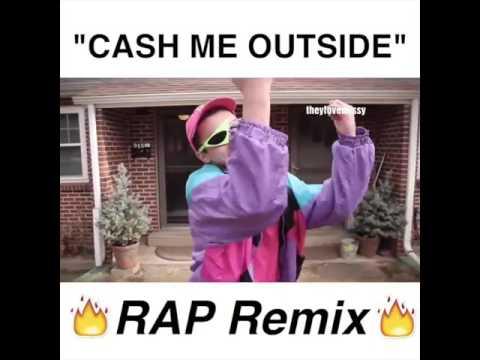 Roy purdy- cash me outside lyric video