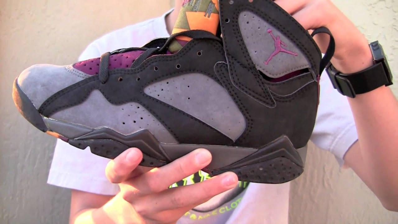 separation shoes b3fdc 6814d Stickie213 - Air Jordan 7 Bordeaux 1992 Original