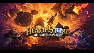 HEARTHSTONE ROAD TO LEGEND CON WEBCAM EP45