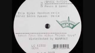 Zombie Nation - peace & greed (yuksek remix)