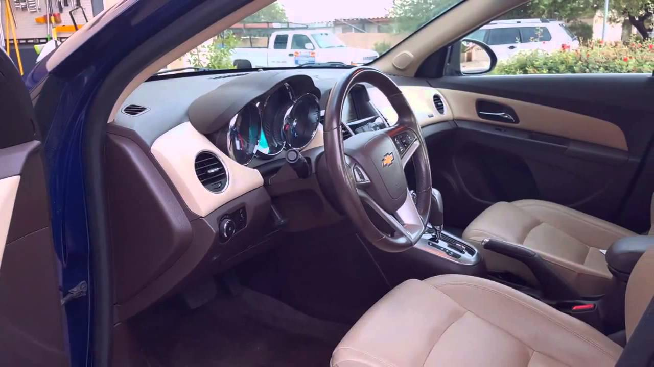 Cruze 2013 chevy cruze ltz for sale : 2013 Chevy Cruze LTZ For Sale by Owner on Craigslist - YouTube