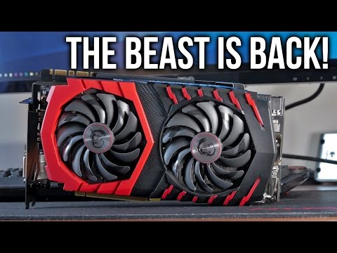 MSI GTX 1080 Ti Gaming X 11G Review - The Ultimate Gamer