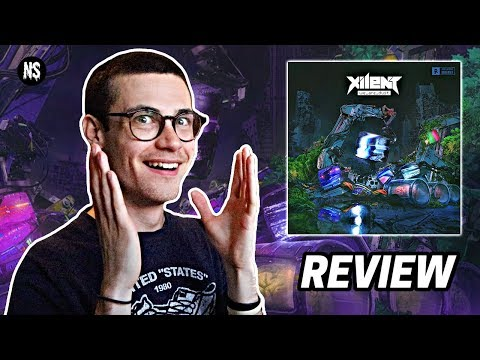 Xilent - We Are Dust ALBUM REVIEW