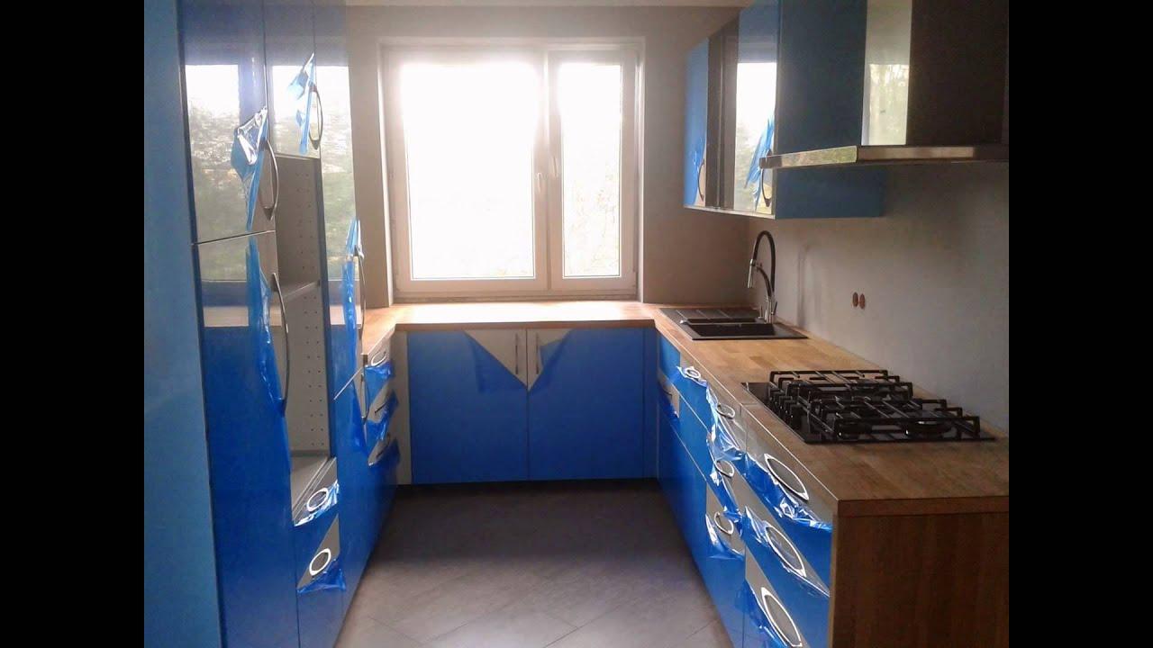 Montaż kuchni IKEA  YouTube -> Kuchnie Ikea Lódź