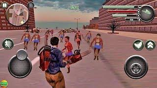 Zombie Hunter Assault Rope Hero Gngaster Crime / New Zombie Game screenshot 5