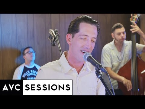 Watch the full Pokey LaFarge AVC Session and Interview