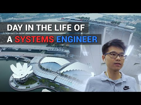 Day In The Life Of A Software Systems Engineer In Singapore