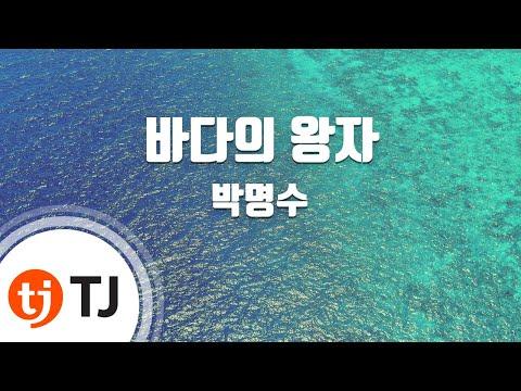 [TJ노래방] 바다의왕자 - 박명수 (Prince of the sea - Park Myung Soo) / TJ Karaoke