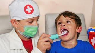Dentist Song Spanish Version and More Nursery Rhymes by LETSGOMARTIN