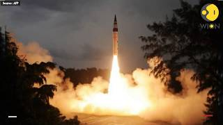 India successfully test-fires nuclear-capable Dhanush missile from naval ship