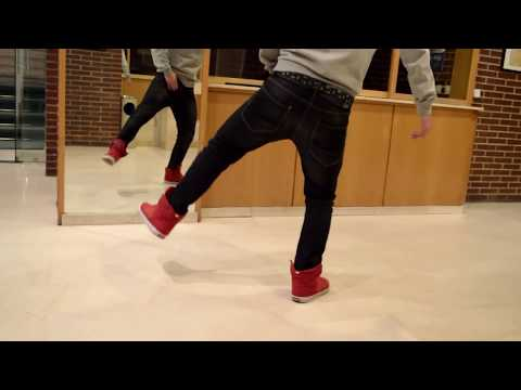(TUTORIAL) Paso de Robot Box Man de LMFAO! Videos De Viajes