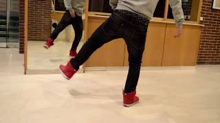 (TUTORIAL) Paso de Robot Box Man de LMFAO!