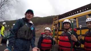 Whitewater Rafting at Ocoee River in TN