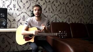 Обучение на гитаре за 1 месяц. Приглашение на первый урок. Сергей Иванов