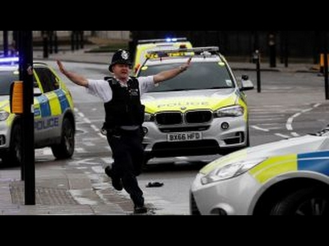 Terror attack outside Parliament building in London