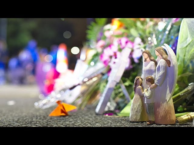 New Zealand in grief as people pay tribute to victims