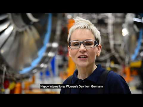 Happy International Womens Day at Rolls-Royce