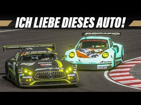 GRAN TURISMO SPORT – Mercedes AMG GT3 in Suzuka | 4K Online Gameplay German