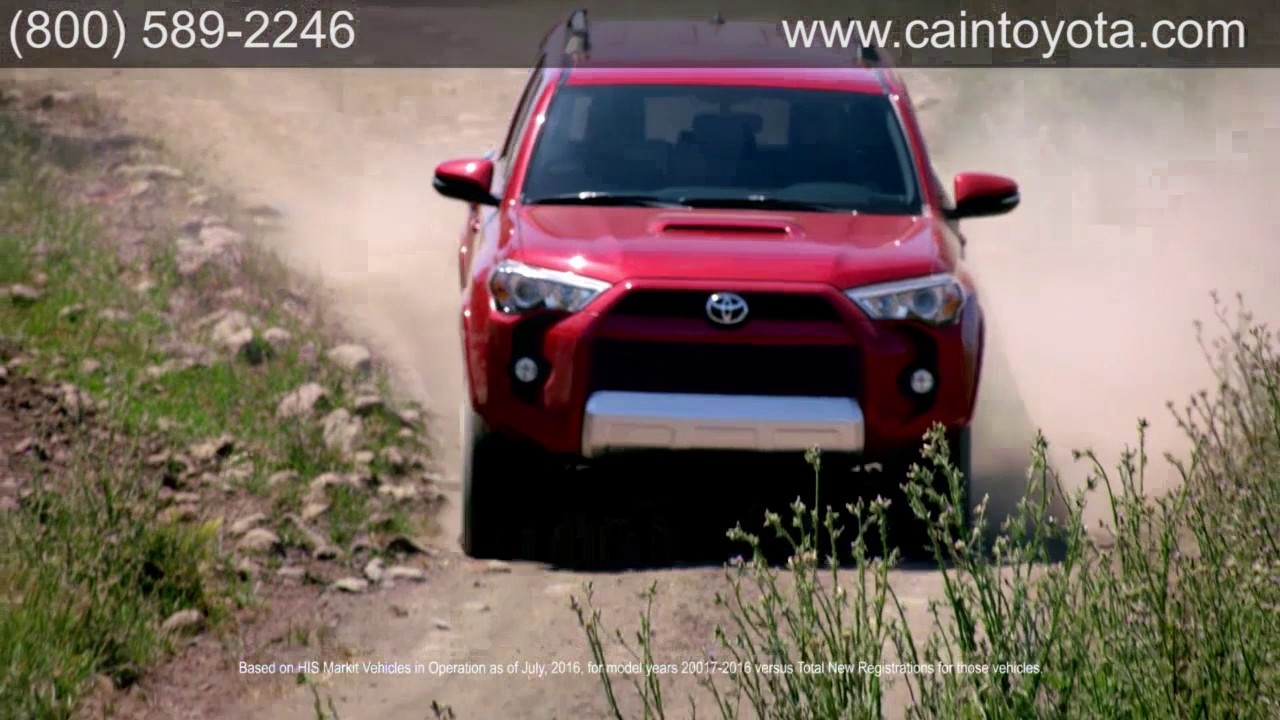 Awesome New 2017 Toyota 4Runner Cain Toyota North Canton OH