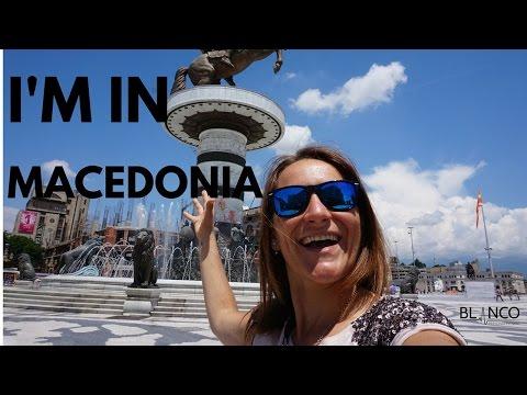 Macedonia   colour revolution 2016