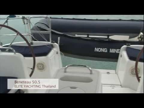 "Beneteau Cyclades 50.5 Video - Phuket Yacht Charter - Bareboat ""Emmjay"" by Elite Yachting"