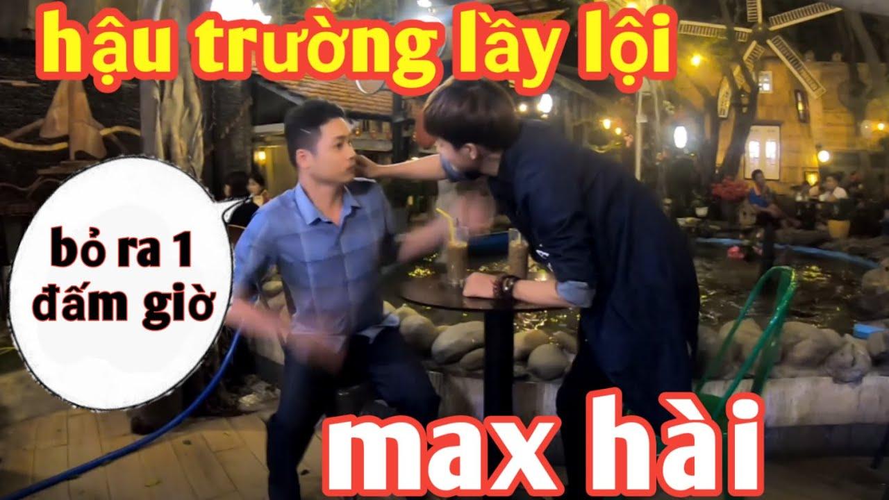 Hậu Trường Nhường Em Cho Người Ấy   Lầy Lội Khó Đỡ Max Hài