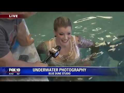 Cory's Corner: Blue Dune Studio underwater photography