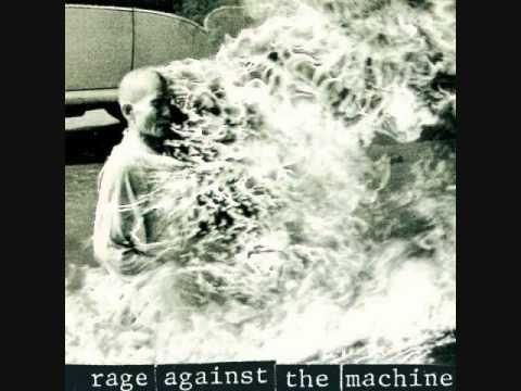 Rage Against The Machine-Bombtrack W/ Lyrics