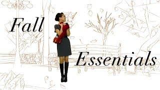 FALL ESSENTIALS | WOMEN