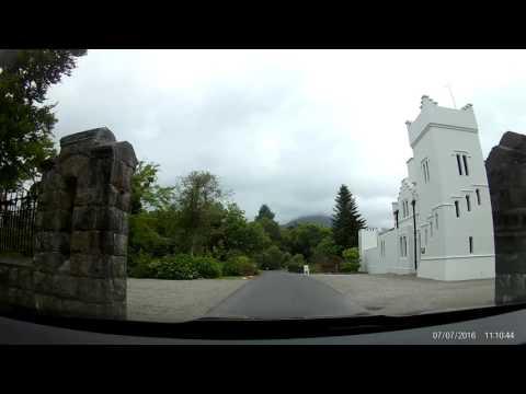 Driving Connemara to Ballynahinch Castle