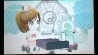 初音ミク and Future Stars Project mirai どうぶつ占い(MEIKO) HD